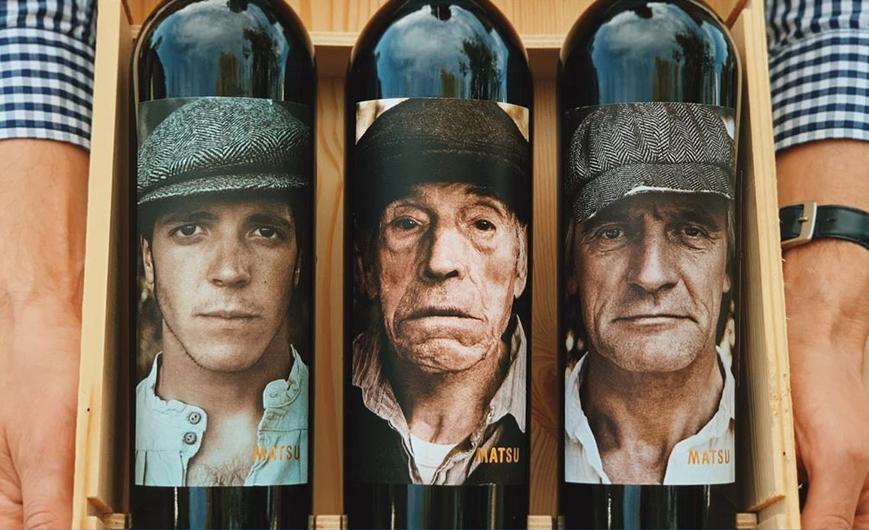 Испанские вина под брендом Matsu